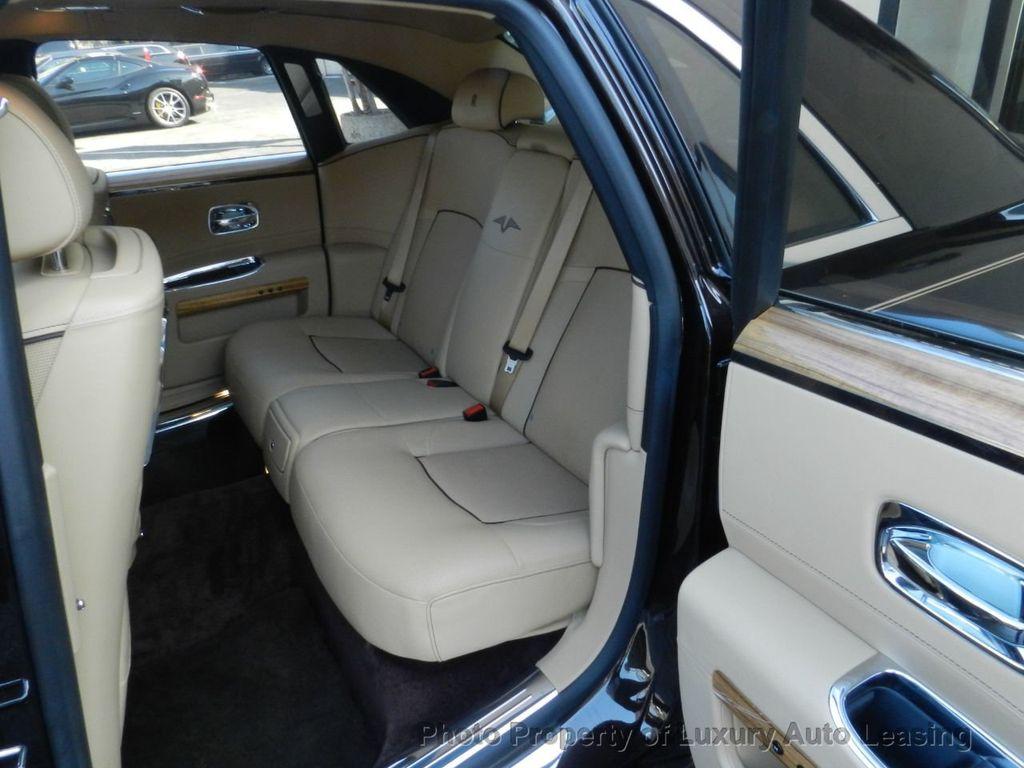 2014 Rolls-Royce Ghost 4dr Sedan - 17910503 - 20