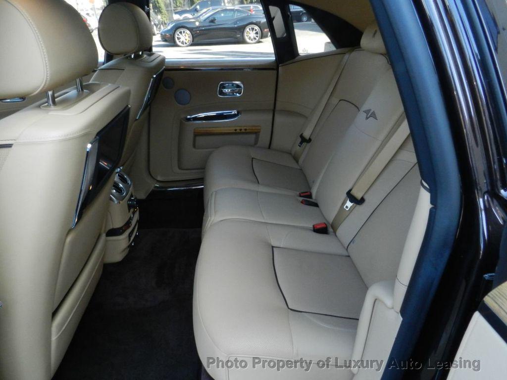 2014 Rolls-Royce Ghost 4dr Sedan - 17910503 - 21