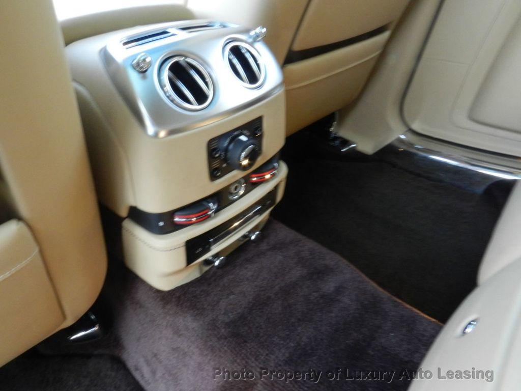 2014 Rolls-Royce Ghost 4dr Sedan - 17910503 - 23