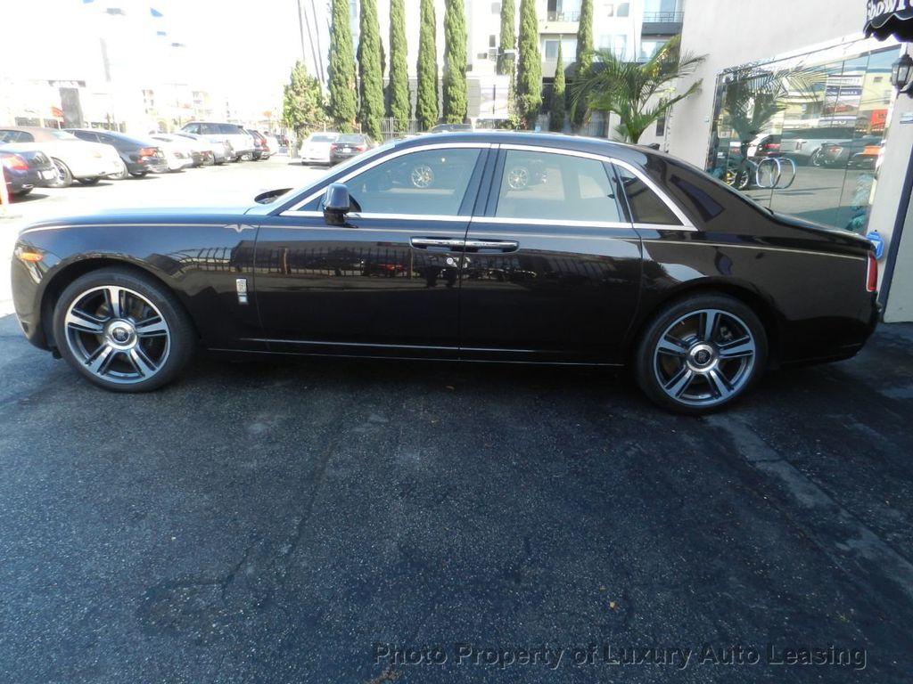 2014 Rolls-Royce Ghost 4dr Sedan - 17910503 - 2