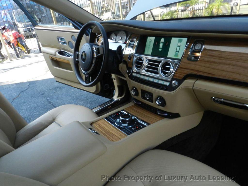 2014 Rolls-Royce Ghost 4dr Sedan - 17910503 - 30