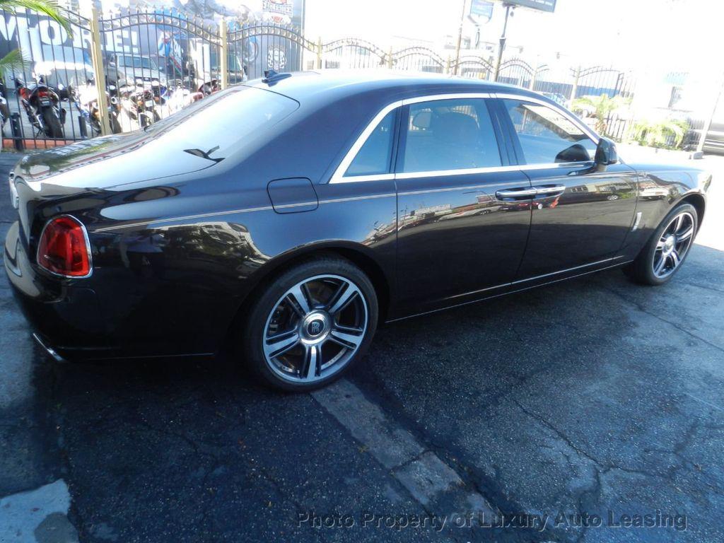 2014 Rolls-Royce Ghost 4dr Sedan - 17910503 - 5