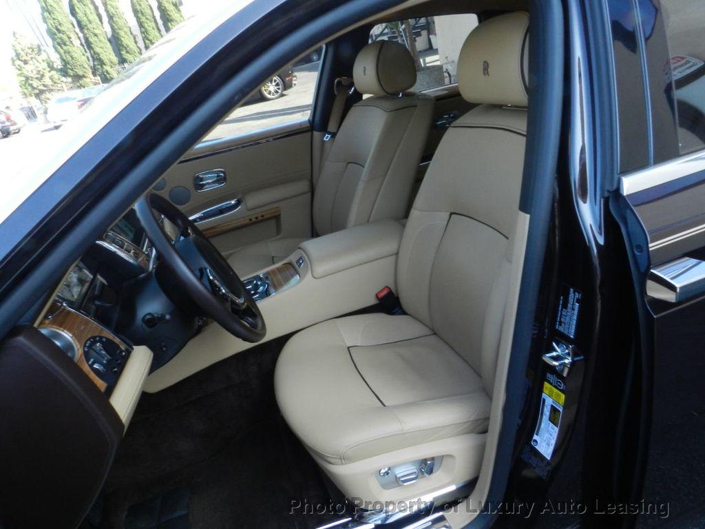 2014 Rolls-Royce Ghost 4dr Sedan - 17910503 - 8