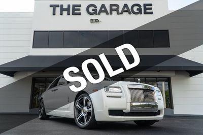 2014 Rolls-Royce Ghost 4dr Sedan