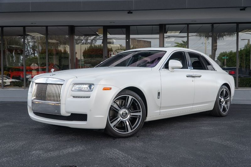 2014 Rolls-Royce Ghost 4dr Sedan - Click to see full-size photo viewer