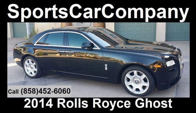 2014 Rolls-Royce Ghost Luxury 5 Place Sedan - 16916819 - 1