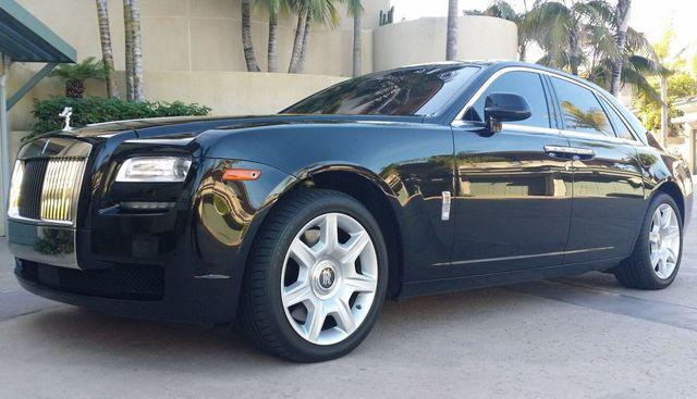 2014 Rolls-Royce Ghost Luxury 5 Place Sedan - 16916819 - 2