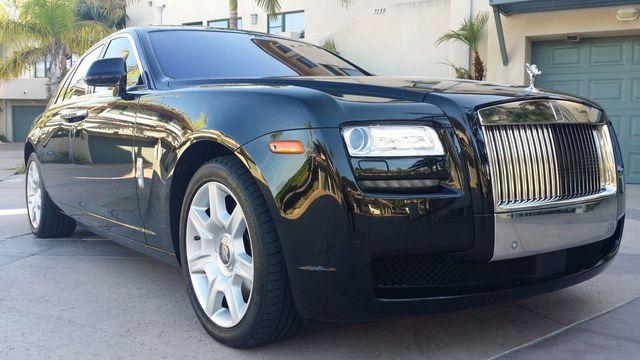 2014 Rolls-Royce Ghost Luxury 5 Place Sedan - 16916819 - 3