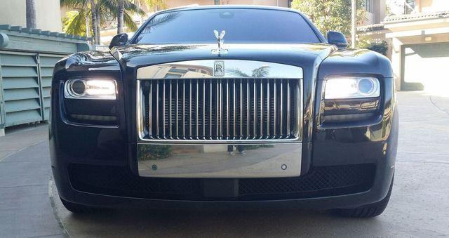 2014 Rolls-Royce Ghost Luxury 5 Place Sedan - 16916819 - 45