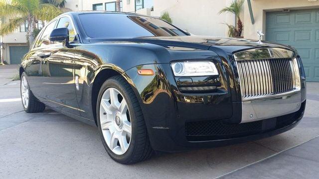 2017 Rolls Royce Ghost Luxury 5 Place Sedan 16916819 56