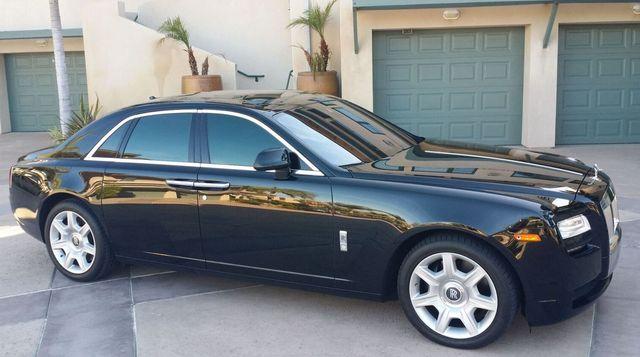 2014 Rolls-Royce Ghost Luxury 5 Place Sedan - 16916819 - 5