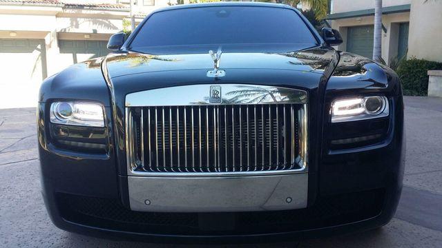 2014 Rolls-Royce Ghost Luxury 5 Place Sedan - 16916819 - 7