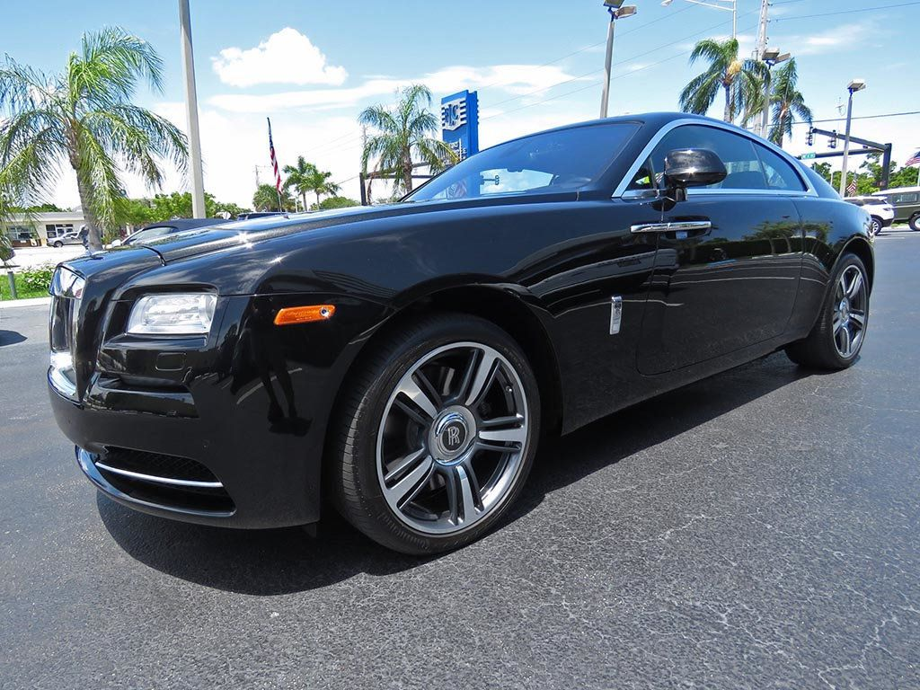 2014 Rolls-Royce Wraith 2dr Coupe - 17999030 - 0