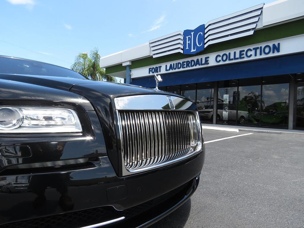 2014 Rolls-Royce Wraith 2dr Coupe - 17999030 - 9