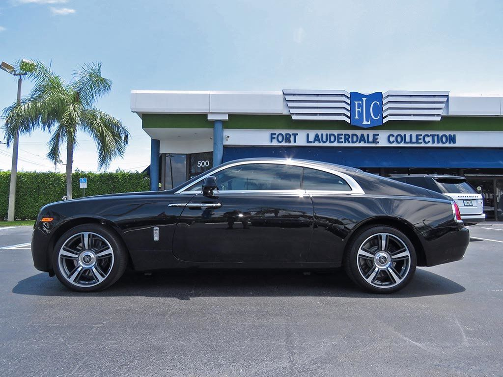 2014 Rolls-Royce Wraith 2dr Coupe - 17999030 - 1