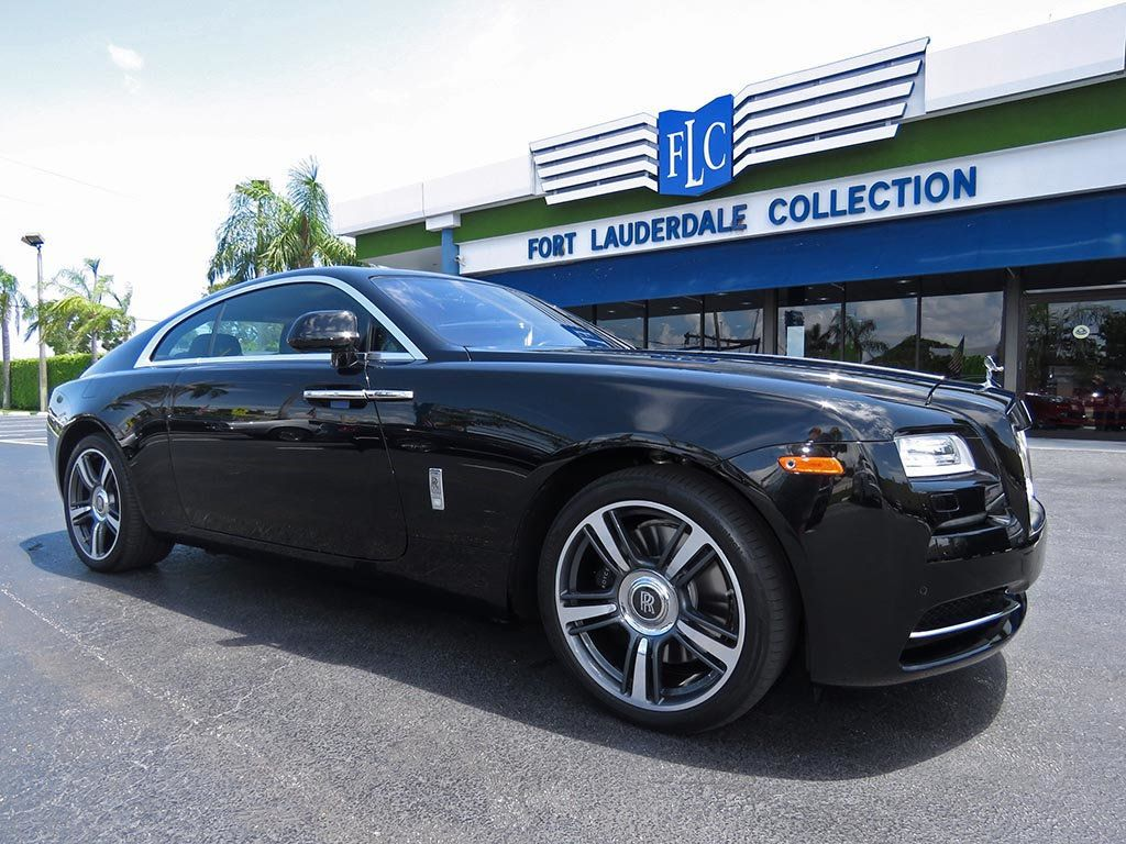 2014 Rolls-Royce Wraith 2dr Coupe - 17999030 - 3