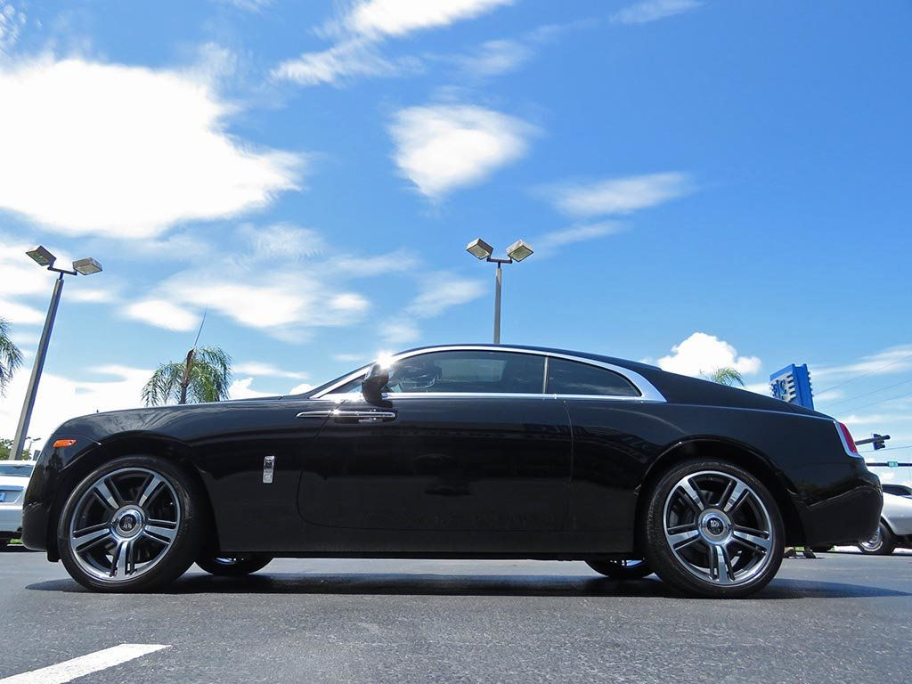 2014 Rolls-Royce Wraith 2dr Coupe - 17999030 - 40