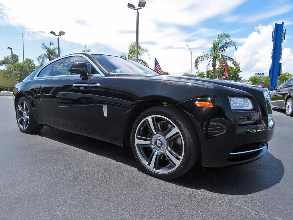 2014 Rolls-Royce Wraith 2dr Coupe - 17999030 - 41