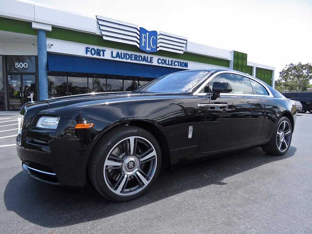 2014 Rolls-Royce Wraith 2dr Coupe - 17999030 - 42