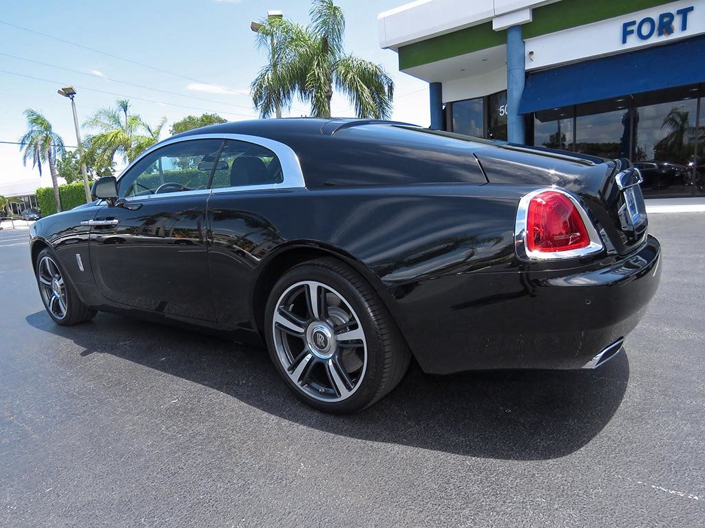 2014 Rolls-Royce Wraith 2dr Coupe - 17999030 - 4