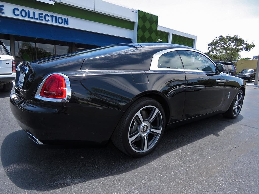 2014 Rolls-Royce Wraith 2dr Coupe - 17999030 - 5