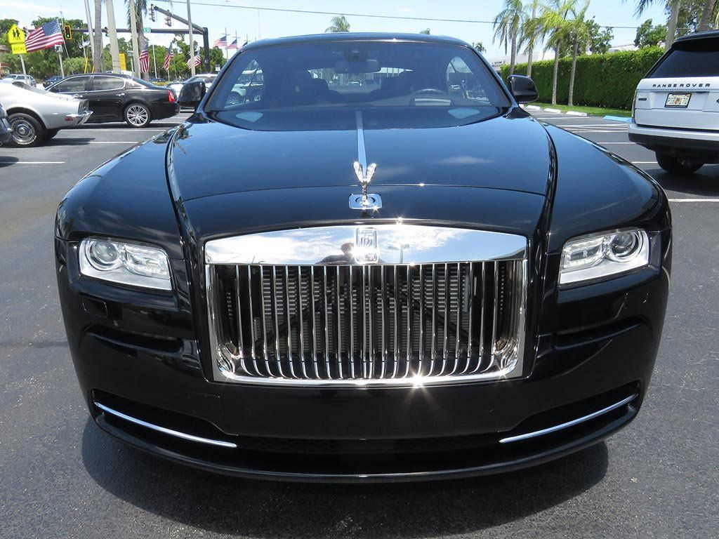2014 Rolls-Royce Wraith 2dr Coupe - 17999030 - 6