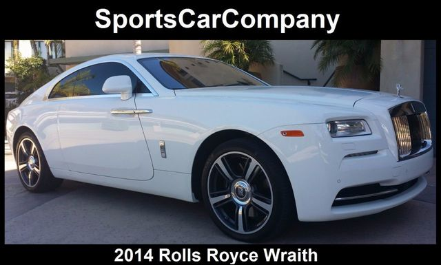 2014 Rolls-Royce Wraith 2dr Coupe - 15611800 - 0
