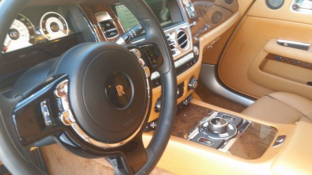 2014 Rolls-Royce Wraith 2dr Coupe - 15611800 - 14