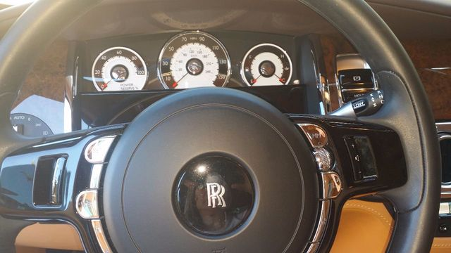 2014 Rolls-Royce Wraith 2dr Coupe - 15611800 - 17