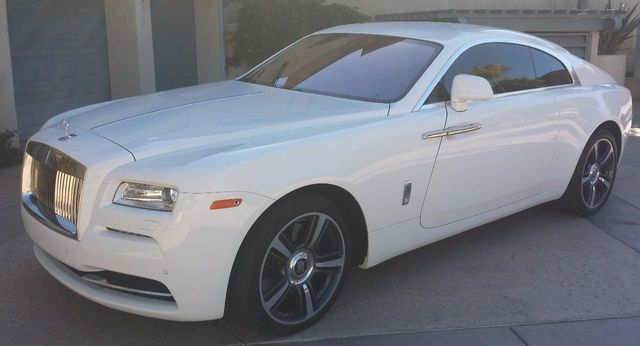 2014 Rolls-Royce Wraith 2dr Coupe - 15611800 - 1