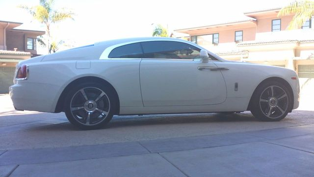 2014 Rolls-Royce Wraith 2dr Coupe - 15611800 - 27