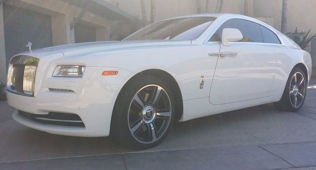 2014 Rolls-Royce Wraith 2dr Coupe - 15611800 - 28