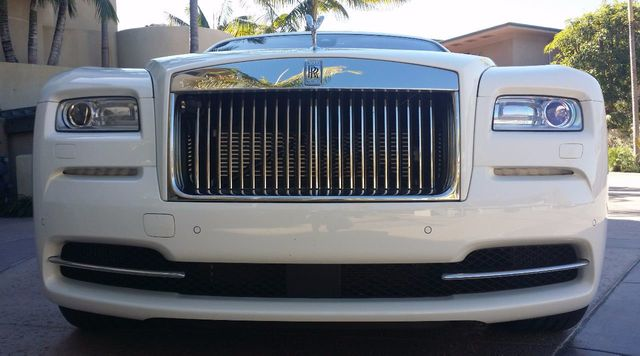 2014 Rolls-Royce Wraith 2dr Coupe - 15611800 - 2