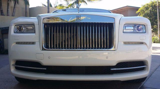 2014 Rolls-Royce Wraith 2dr Coupe - 15611800 - 2