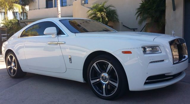 2014 Rolls-Royce Wraith 2dr Coupe - 15611800 - 29