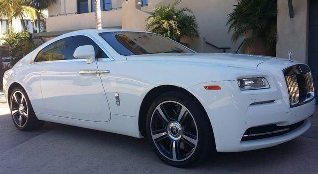 2014 Rolls-Royce Wraith 2dr Coupe - 15611800 - 29