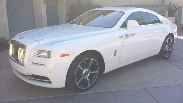 2014 Rolls-Royce Wraith 2dr Coupe - 15611800 - 30