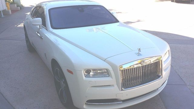 2014 Rolls-Royce Wraith 2dr Coupe - 15611800 - 31