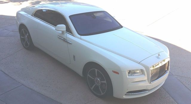 2014 Rolls-Royce Wraith 2dr Coupe - 15611800 - 32