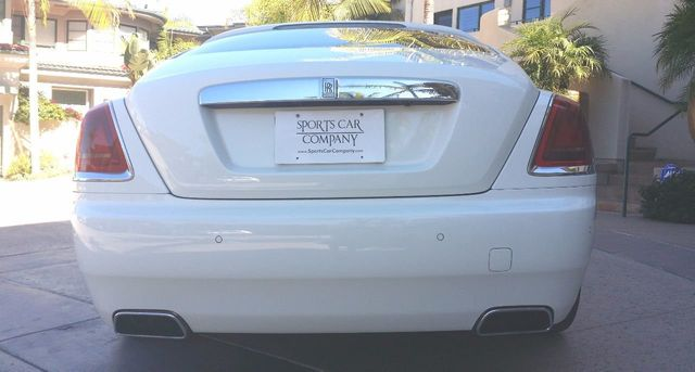 2014 Rolls-Royce Wraith 2dr Coupe - 15611800 - 34