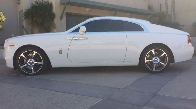 2014 Rolls-Royce Wraith 2dr Coupe - 15611800 - 3