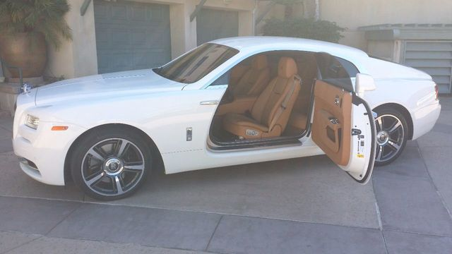 2014 Rolls-Royce Wraith 2dr Coupe - 15611800 - 4