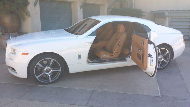 2014 Rolls-Royce Wraith 2dr Coupe - 15611800 - 4