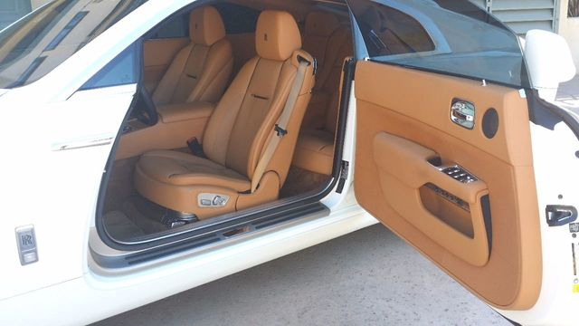 2014 Rolls-Royce Wraith 2dr Coupe - 15611800 - 5