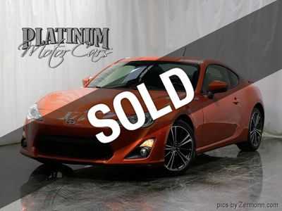 2014 Scion FR-S 2dr Coupe Automatic