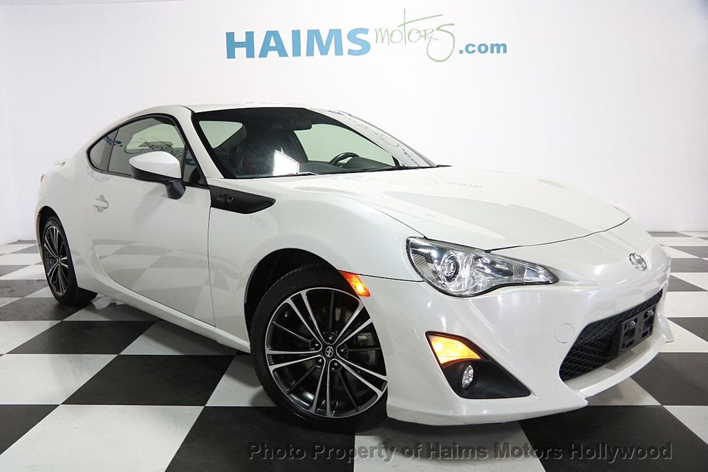 2014 used scion fr s 2dr coupe automatic at haims motors serving fort lauderdale hollywood. Black Bedroom Furniture Sets. Home Design Ideas