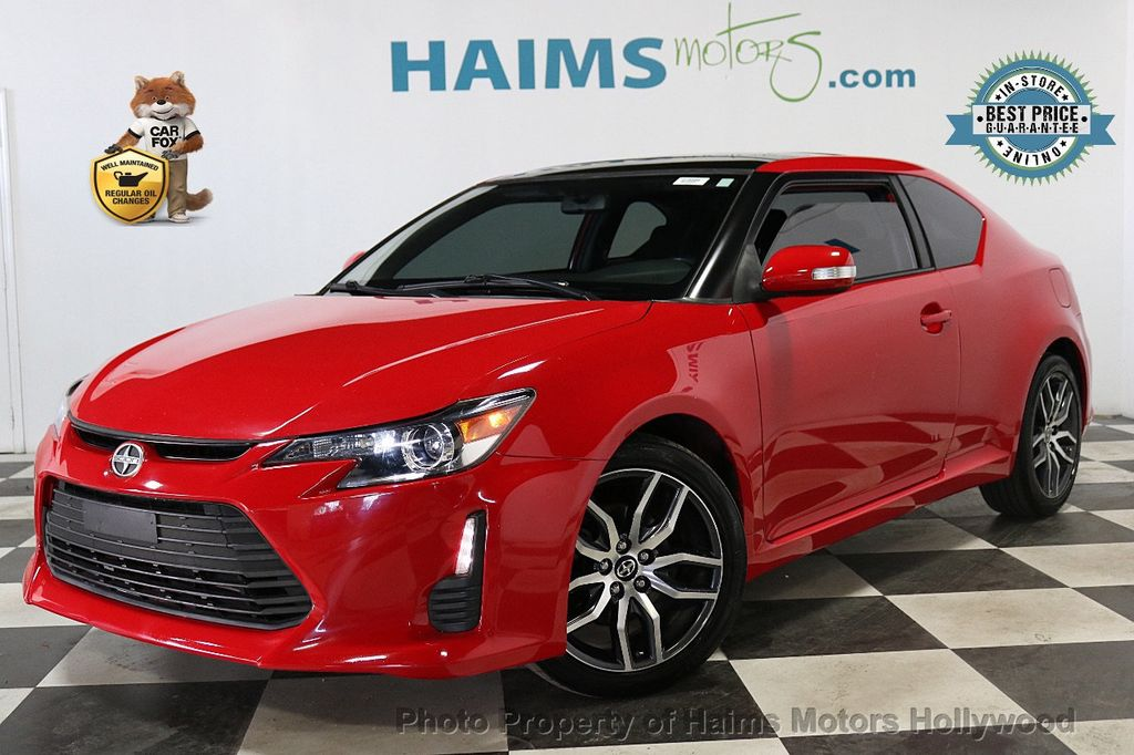 2014 Scion tC Base Trim - 18626175