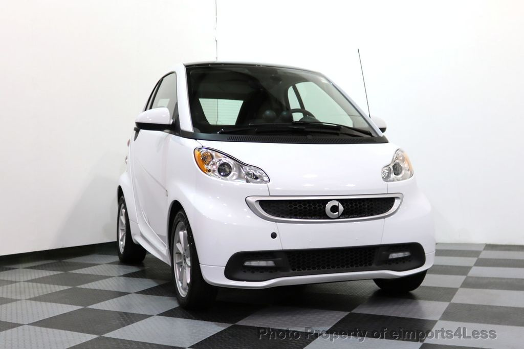 2014 smart fortwo electric drive CERTIFIED ForTWO ED Electric Drive  - 17270734 - 9