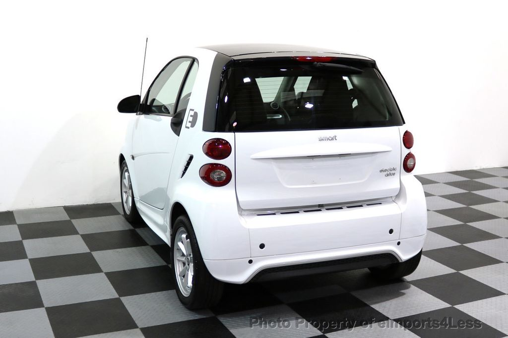 2014 smart fortwo electric drive CERTIFIED ForTWO ED Electric Drive  - 17270734 - 10
