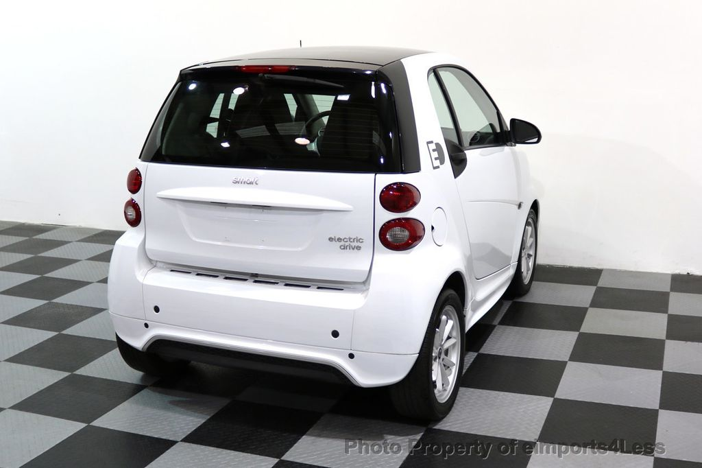 2014 smart fortwo electric drive CERTIFIED ForTWO ED Electric Drive  - 17270734 - 12